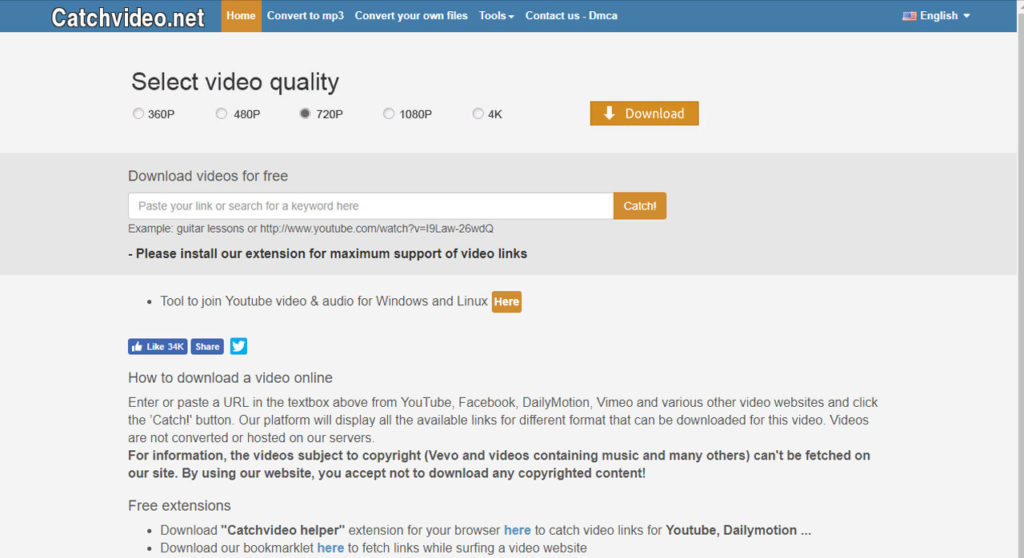 Скачать любое видео с любого сайта. Как скачать видео с любого сайта?