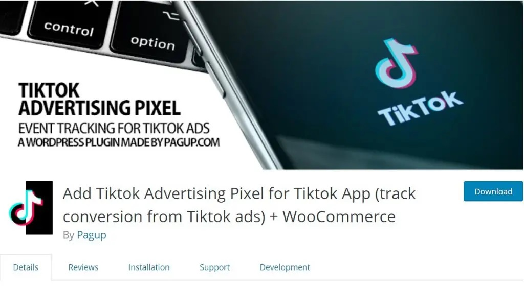 TikTok - TikTok Advertising Pixel