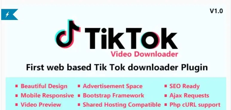 TikTok - TikTok Video and Music Downloader